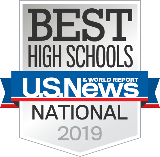 U.S. News evaluated more than 20,500 public high schools around the country and identified Russellville High School among the top 40% of schools nationally ranked.
